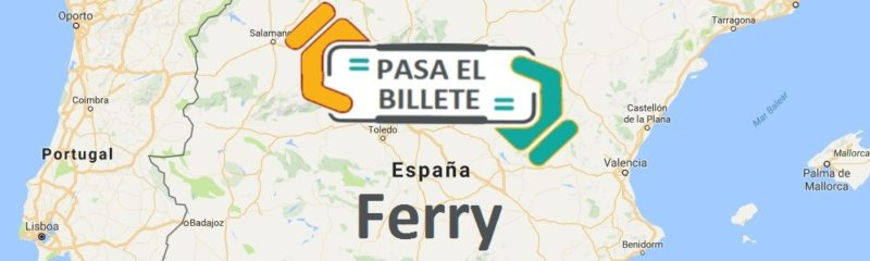 Billetes Ferry